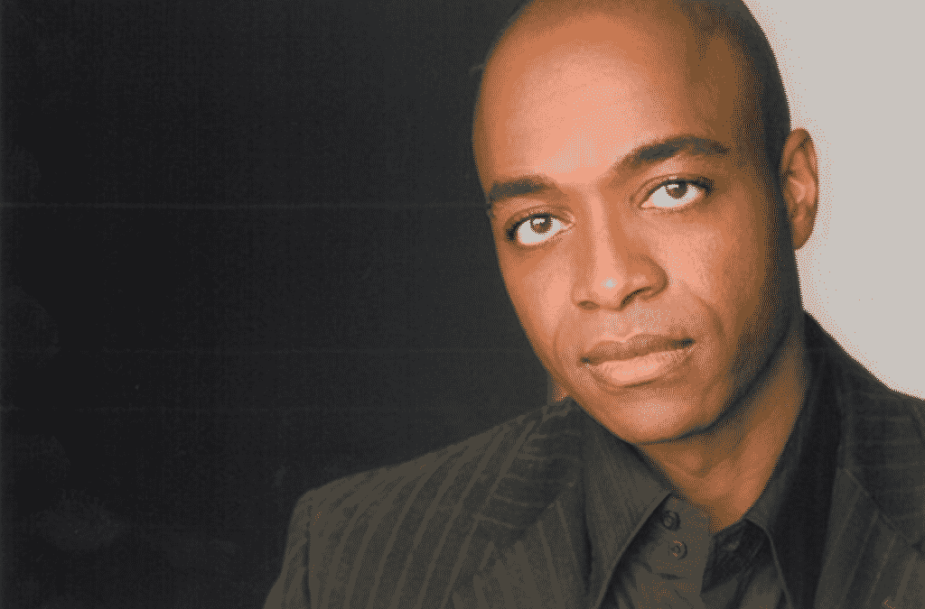 Soulivity LIVE! Special Guest: Rick Worthy