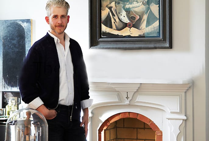 Upfront with D'angelo Thompson: An Interview with Interior Designer Christopher Knight